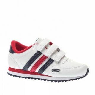Adidas Trainers Shoes Kids Se Jog 09 Cf K White Shoes