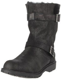 BEARPAW Womens Chloe Ankle Boot Shoes
