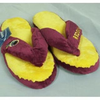 com Washington Redskins NFL Flip Flop Thong Slippers   Size 14 Shoes
