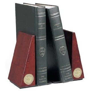 James Madison University   Pair of Rosewood Bookends