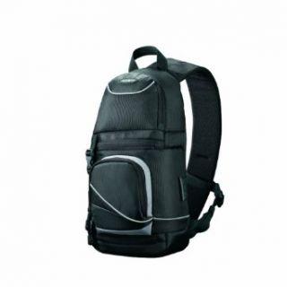 Luggage Large Shoulder Camera Bag, Black/Grey, 13 Inch Clothing