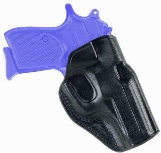 Galco Stinger Belt Holster   Right Hand, Black, Kimber
