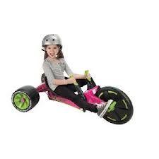 Miss Green Machine in Pink for Girls 16 inch wheels