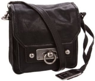 FRYE Cameron Mini Cross Body,Black,One Size Shoes