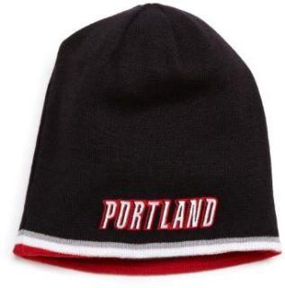 NBA Reversible Knit Hat   Kc35Z, Portland Trail Blazers