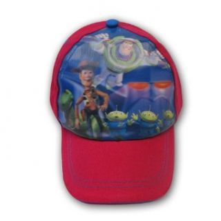 Disney Pixar Toy Story Boys Red Baseball Cap Hat