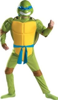 TMNT Leonardo Classic Muscle Child Costume Size Small (4 6