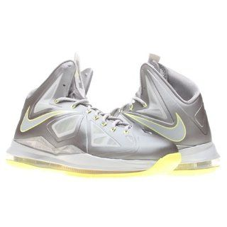 Nike Lebron X Mens Basketball Shoes 541100 007