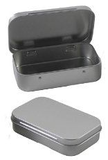 Mini Survival Kit Blank Tin   Altoids Tin(Made in China