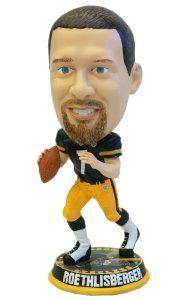 Pittsburgh Steelers Ben Roethlisberger Big Head Bobble