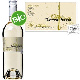 Terra Sana 2009   Achat / Vente VIN BLANC Terra Sana 2009