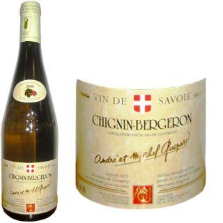 Domaine Andre Michel Quenard Bergeron 2010   Achat / Vente VIN BLANC