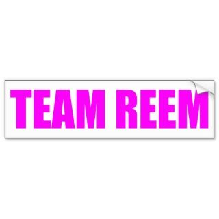 Only Way is Essex Team Reem TOWIE Joey Bumper Stickers