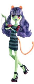 Customize Your Monster High Doll with Over a Hundred Easy to Apply