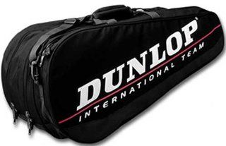 Dunlop 6 Racquet International Team Thermo Squash Bag