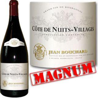 Magnum Côtes de Nuits Villages Jean Bouchard 2009   Achat / Vente VIN