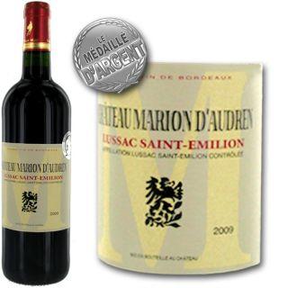 2009   Achat / Vente VIN ROUGE Château Marion dAudren 2009