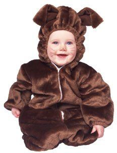 Cute Newborn Baby Puppy Dog Costume (0 6 Months) Clothing