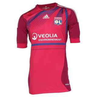 ADIDAS Maillot Replica Europe 11/12 OL Homme Violet et rose.   Achat