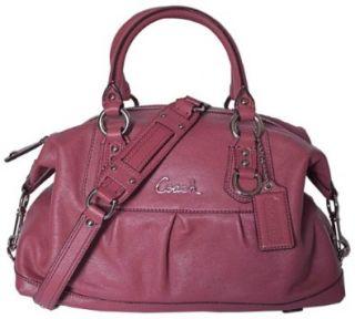 Sabrina Satchel Duffle Bag Purse Tote 15445 (Ginger Beet) Shoes