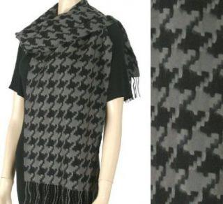 FUCashFeel Super Soft Luxury Cashmere Feel Fringe Scarf