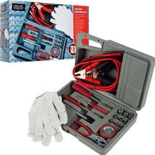 ER Emergency Ready Deluxe Roadside Emergency Kit Sports