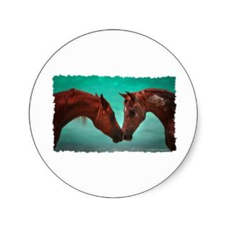 Horse Love Stickers