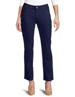 NYDJ Womens Audrey Ankle Twill Jean Clothing