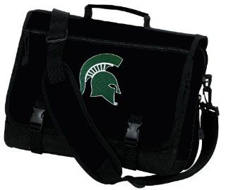 Michigan State University Messenger Bags NCAA MSU Spartans