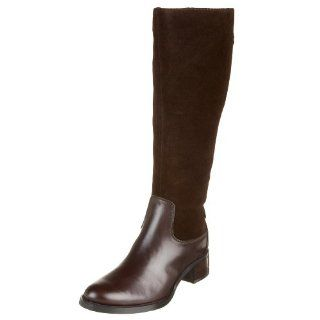 Etienne Aigner Womens Vira II Boot,Chocolate,9 M US Shoes