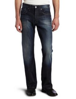 G star Mens 3301 Boot Jean, Blue, 28x32 Clothing