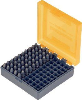 SmartReloader 100 Rounds #10 Ammo Box: Sports & Outdoors