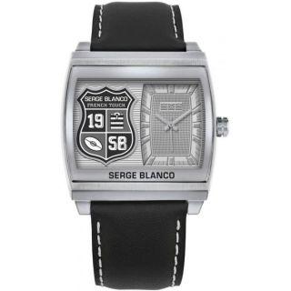 Montre Serge Blanco Patch 15 Aci…   Achat / Vente MONTRE BRACELET