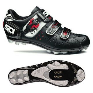Sidi Dominator 5 Mega Lorica® Mountain Bike Shoes (Black) (41) Shoes