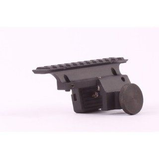 Sun Optics USA Ruger Mini 14 Sport Scope Mount, Stainless