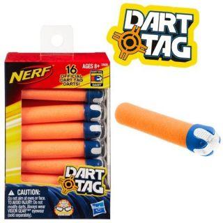 Nerf   Recharge X16 pour pistolet Dart Tag   Achat / Vente JEU DE TIR