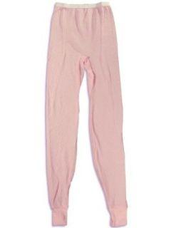 Indera   Womens Thermal Long John Pant 5000DR , Pink 27481
