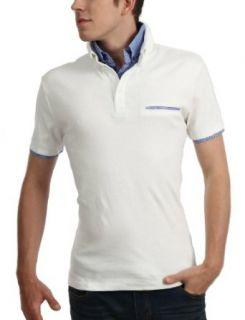 Doublju Mens Casual Short Sleeve Shirts Clothing