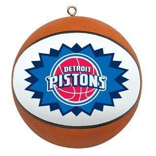 DETROIT PISTONS Mini Replica NBA Basketball CHRISTMAS