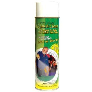David Hodges Quick Clean Pool Table Cleaner Sports