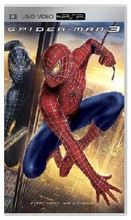 Spider Man 3 (UMD)