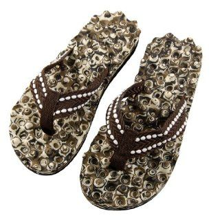 Slipper Sandals Flips Flops Shoes EU 40.5 for Bathroom Bath: Shoes