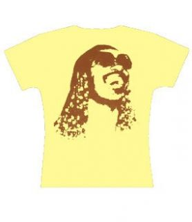 Case Study, Stevie Wonder Girls T Shirt (w) Clothing