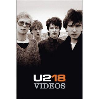 DVD U2   18 singles en DVD MUSICAUX pas cher