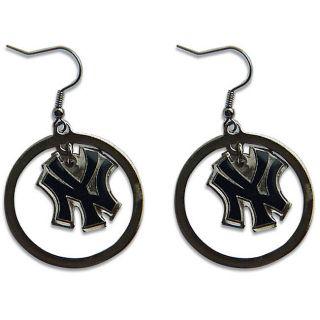 New York Yankees Dangle Logo Earrings Today $9.99 5.0 (1 reviews)