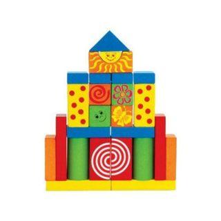 Heros Cubes bois bébé 25 pièces   Achat / Vente JEU ASSEMBLAGE