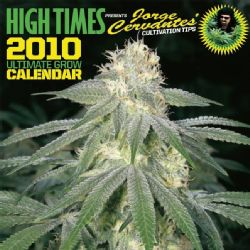 High Times Ultimate Grow 2010 Calendar