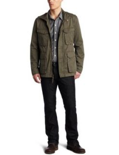 Marc New York by Andrew Marc Mens Edison Jacket, Olive
