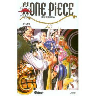 One piece t.21 ; utopie   Achat / Vente Manga Eiichiro Oda pas cher