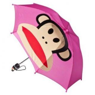 Paul Frank Julius Big Face Compact Folding Umbrella for
